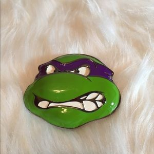 TMNT Donatello Belt Buckle
